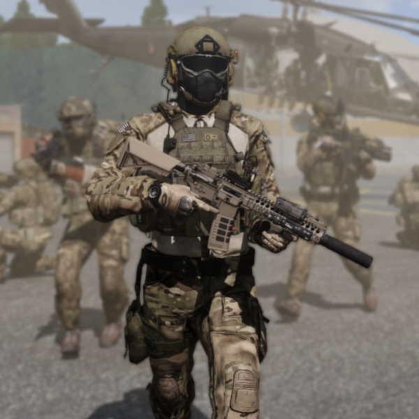 ArmA 3 Clan MilSim - Q Sharp4