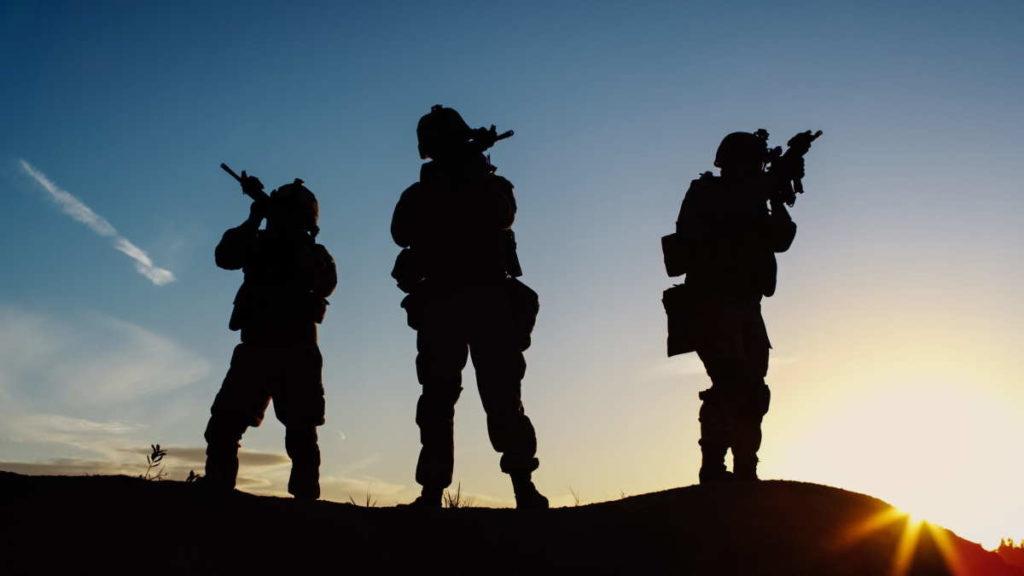 Arma 3 Marines