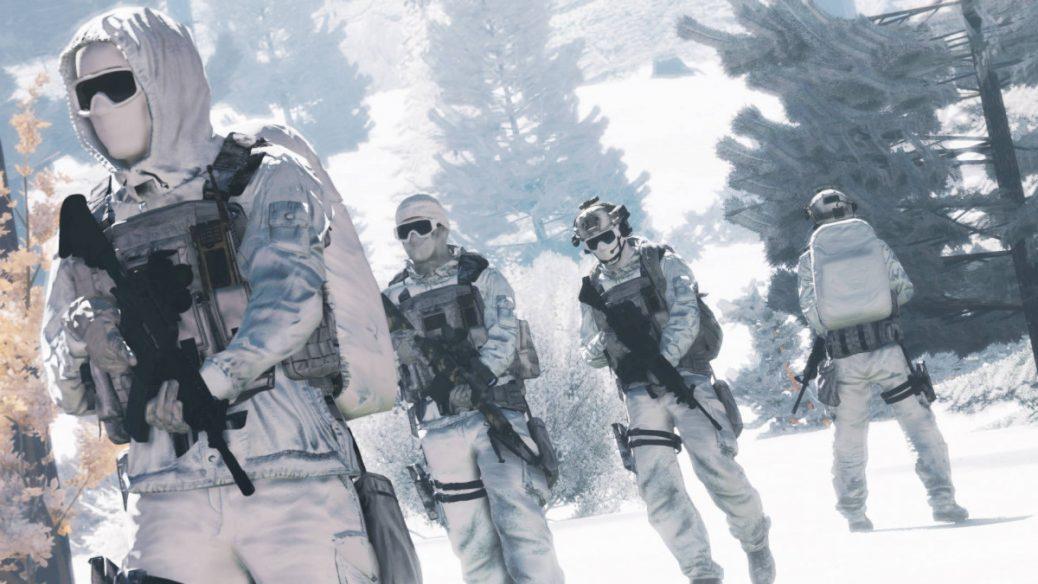 Arma 3 Winter Snow