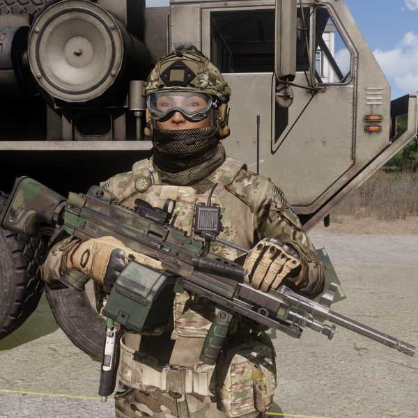 ArmA 3 Clan MilSim - Q Nessa2