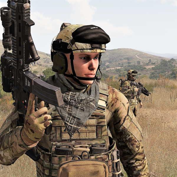 Arma 4 Infantry