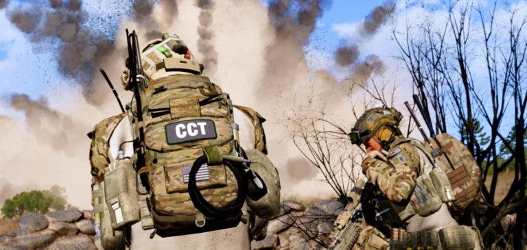 Arma 3 CCT 9 Liner