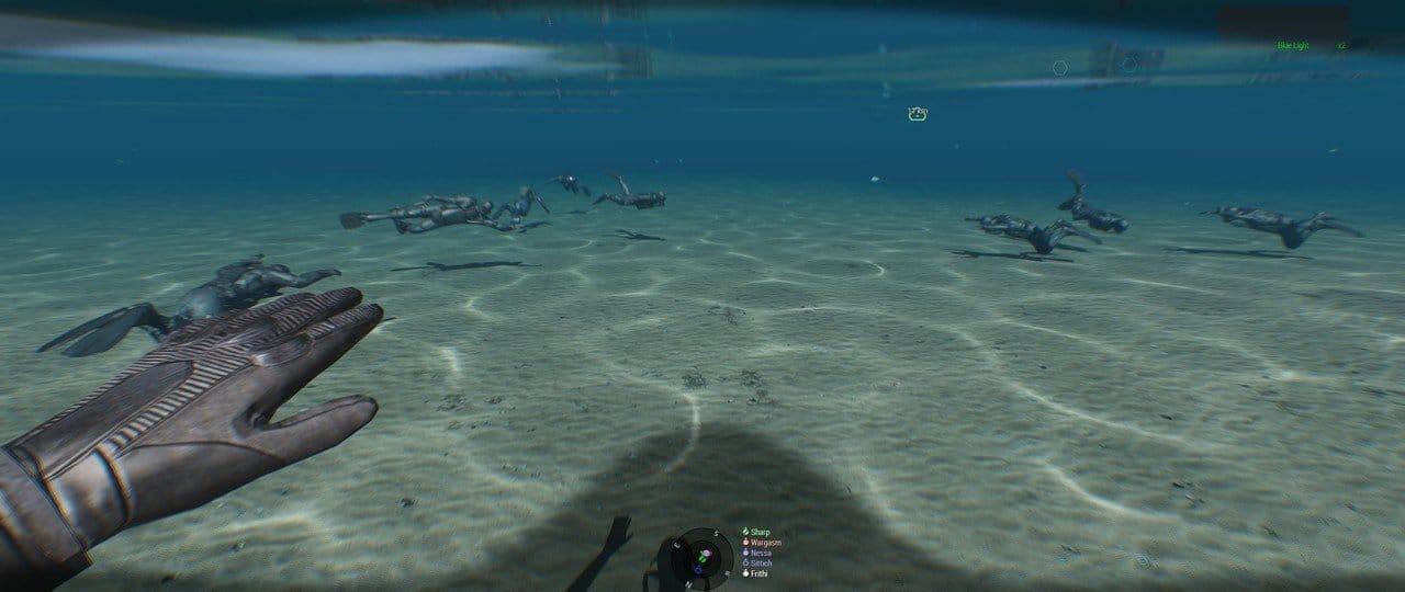 Arma 3 Diving