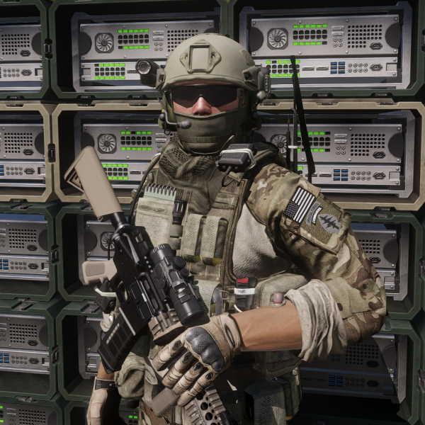 ArmA 3 Clan MilSim - Q PlaygroundNr12