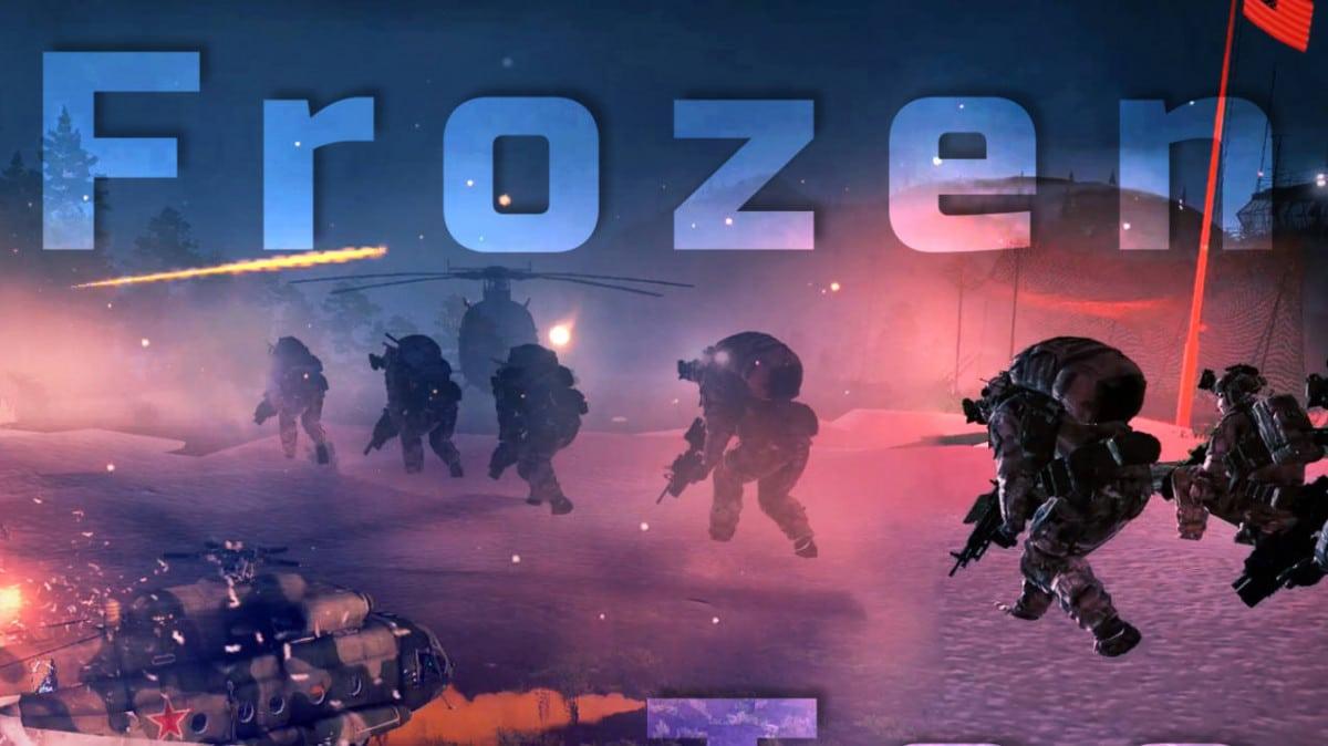 ArmA 3 Winter Operation Blizzard