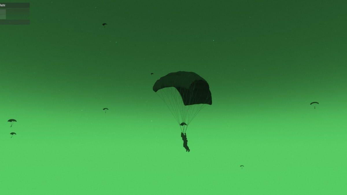 ArmA 3 HALO Jump