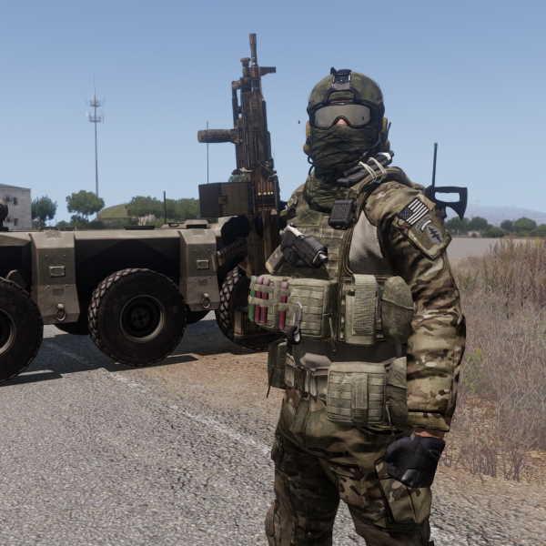 ArmA 3 Clan MilSim - Q Sarias2