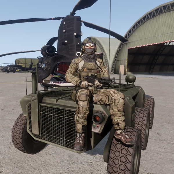 ArmA 3 UAV Mulli