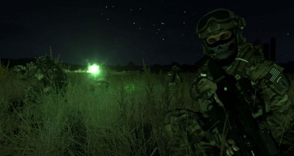 ArmA 3 Clan MilSim - Night