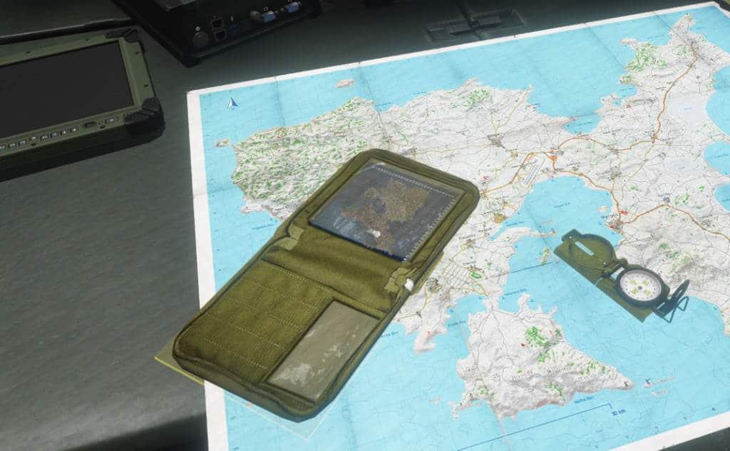 ArmA 3 Clan MilSim - navigation