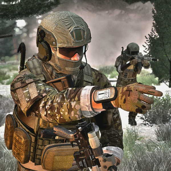 Arma 3 fireteam