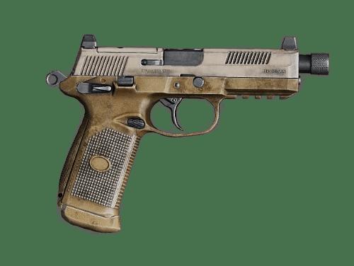 arma 3 Pistole waffe SMA Mod