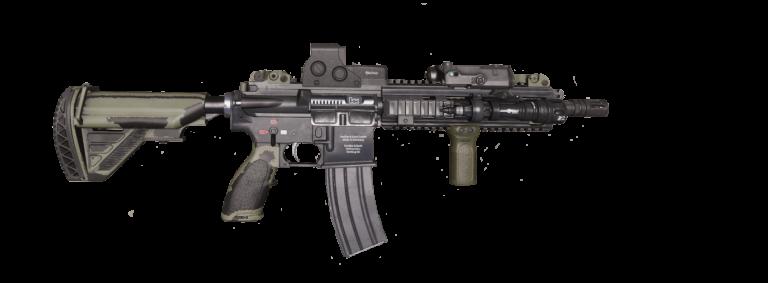Arma 3 hk416