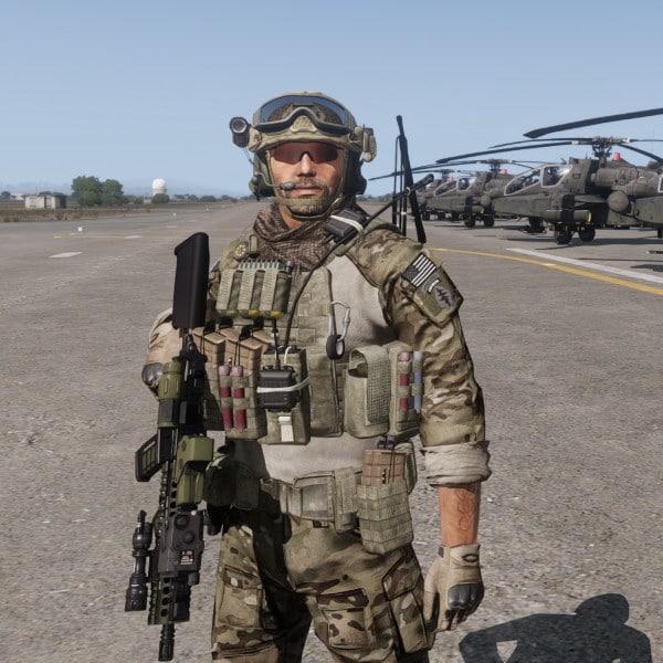 ArmA 3 Clan MilSim - Q Wargasm