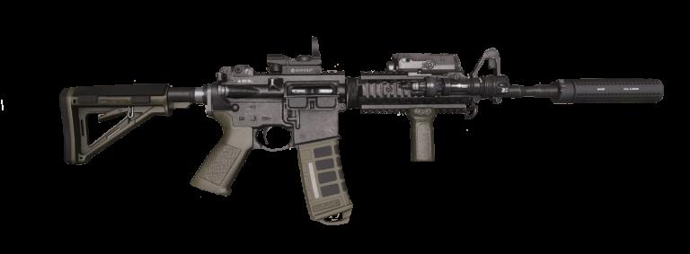 Arma 3 m4