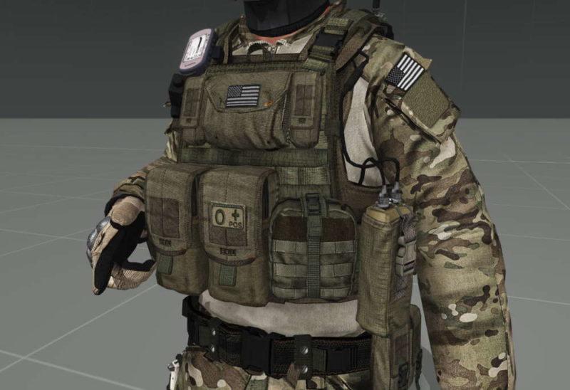 Arma 3 vest
