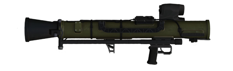 ArmA 3 Clan MilSim - MAAWS v1