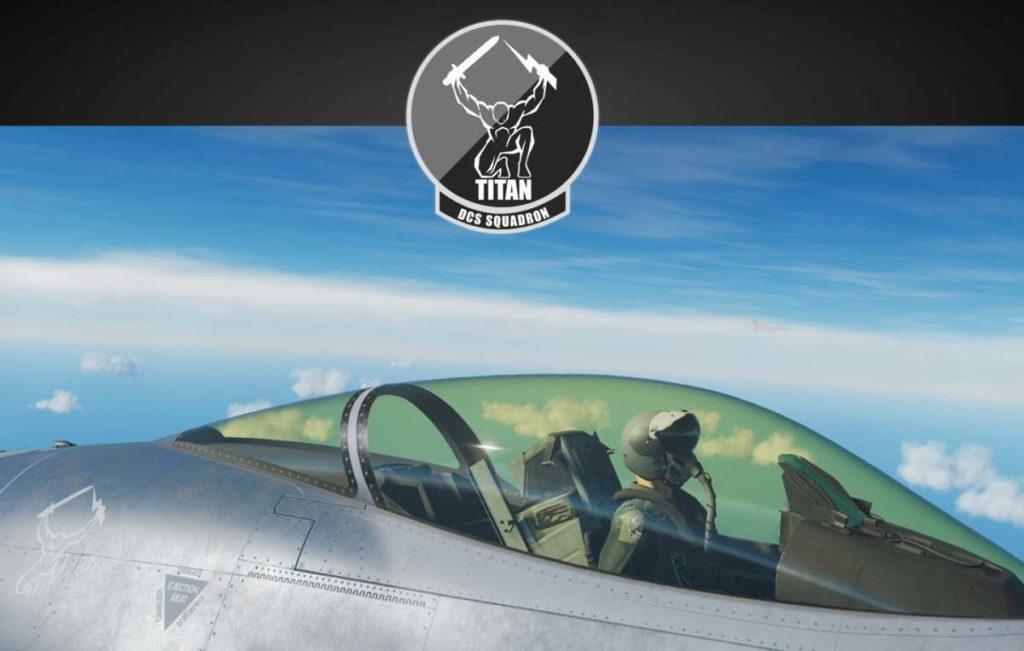 DCS F-16 Squadron
