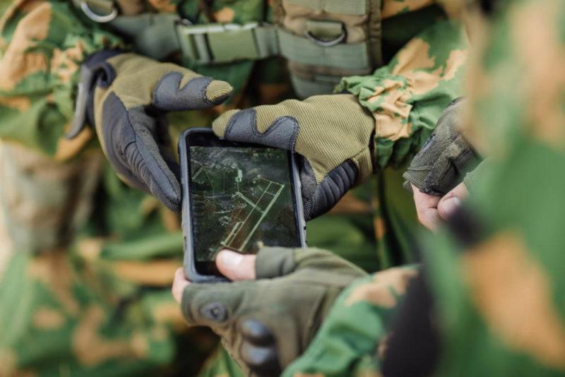 ArmA 3 Clan MilSim - CCT PDA