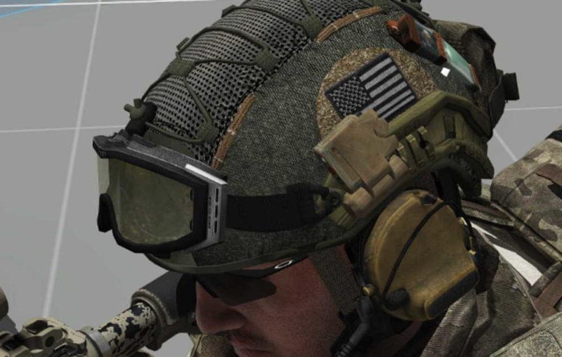 Arma 3 USP Uniform
