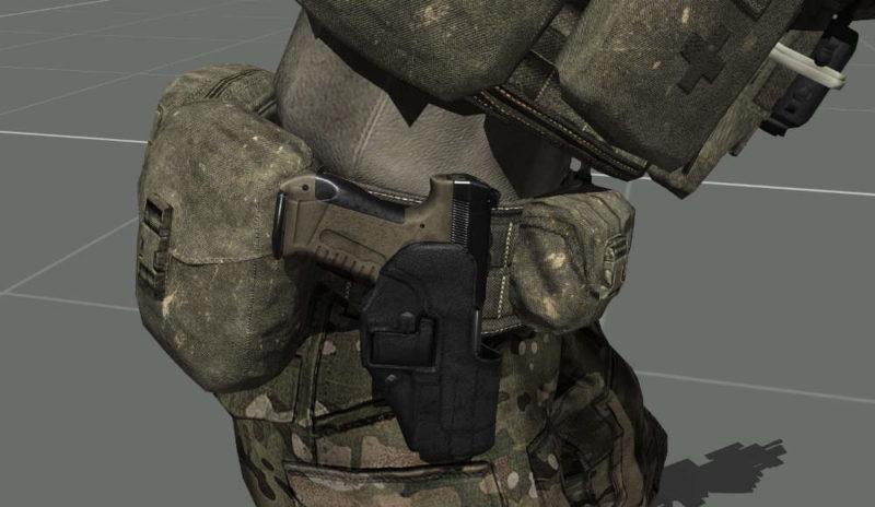 ArmA 3 Clan MilSim - FTL Equipment 3