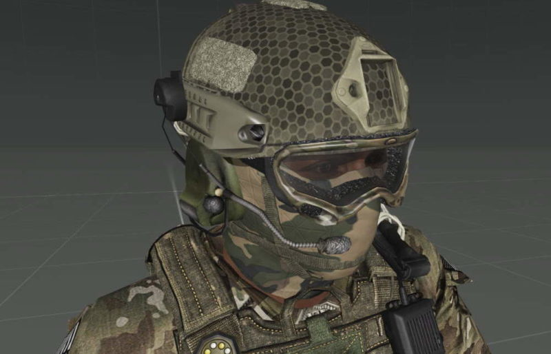 Protection ACE Glasses Arma