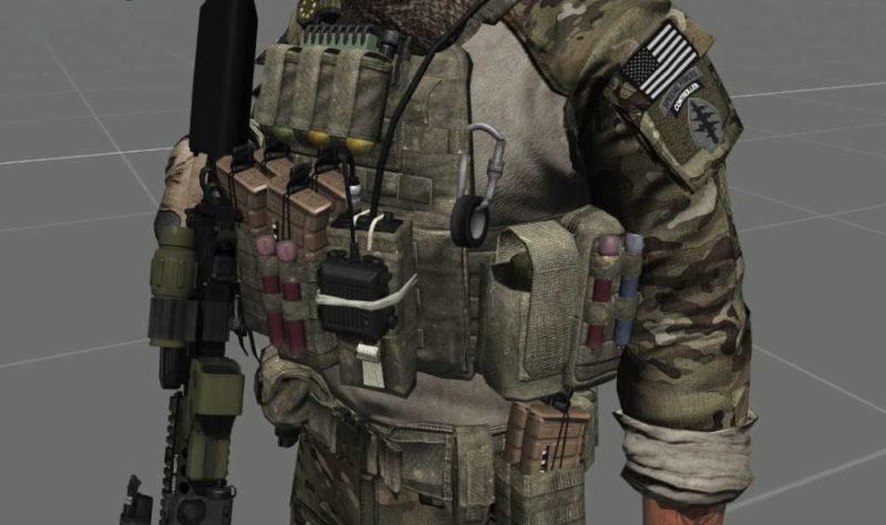 ArmA 3 Clan MilSim - PTL EQ 1