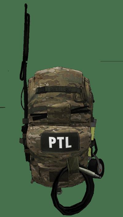 ArmA 3 Clan MilSim - PTL MTP Rucksack