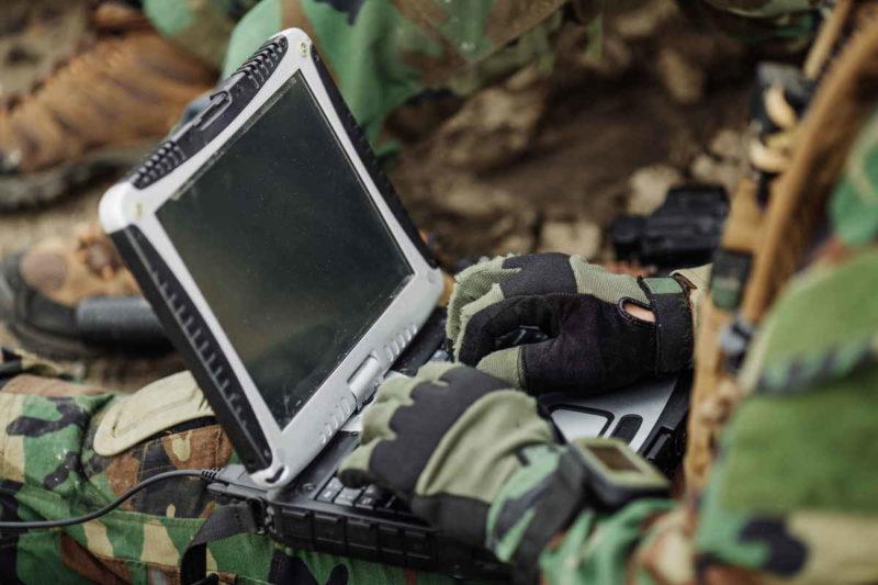 Laptop Arma 4