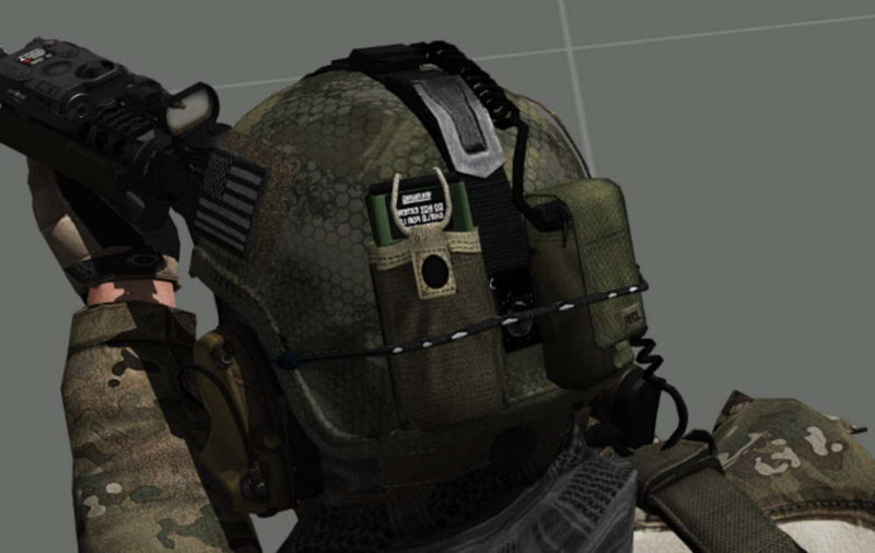 ArmA 3 Clan MilSim - SOTAC EQ 3