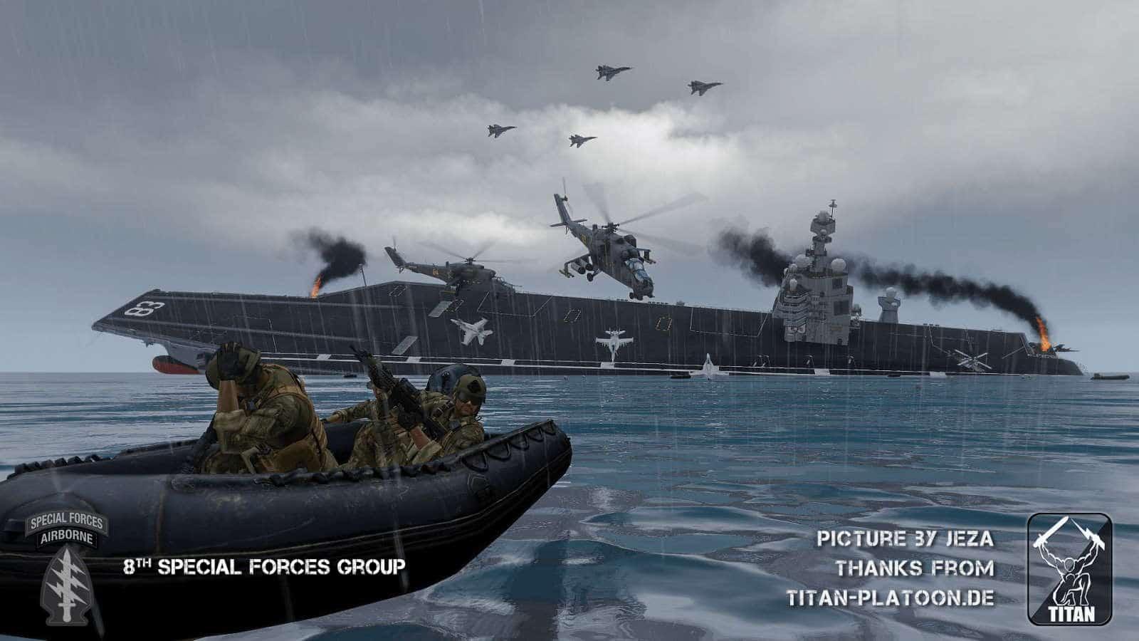 Arma 3 Nimitz