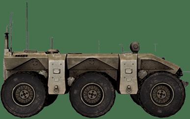 ArmA 3 Clan MilSim - stomper farbe