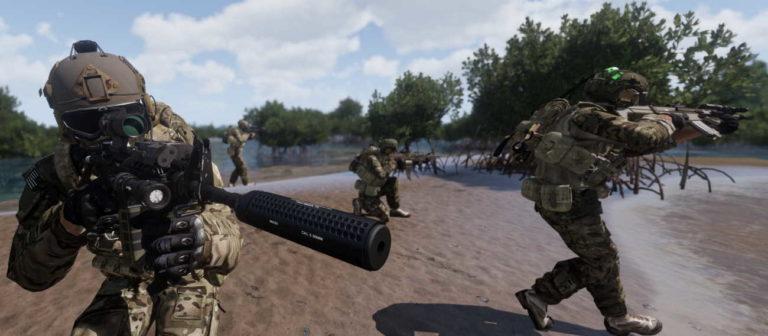 Arma 3 clan taktik formationen