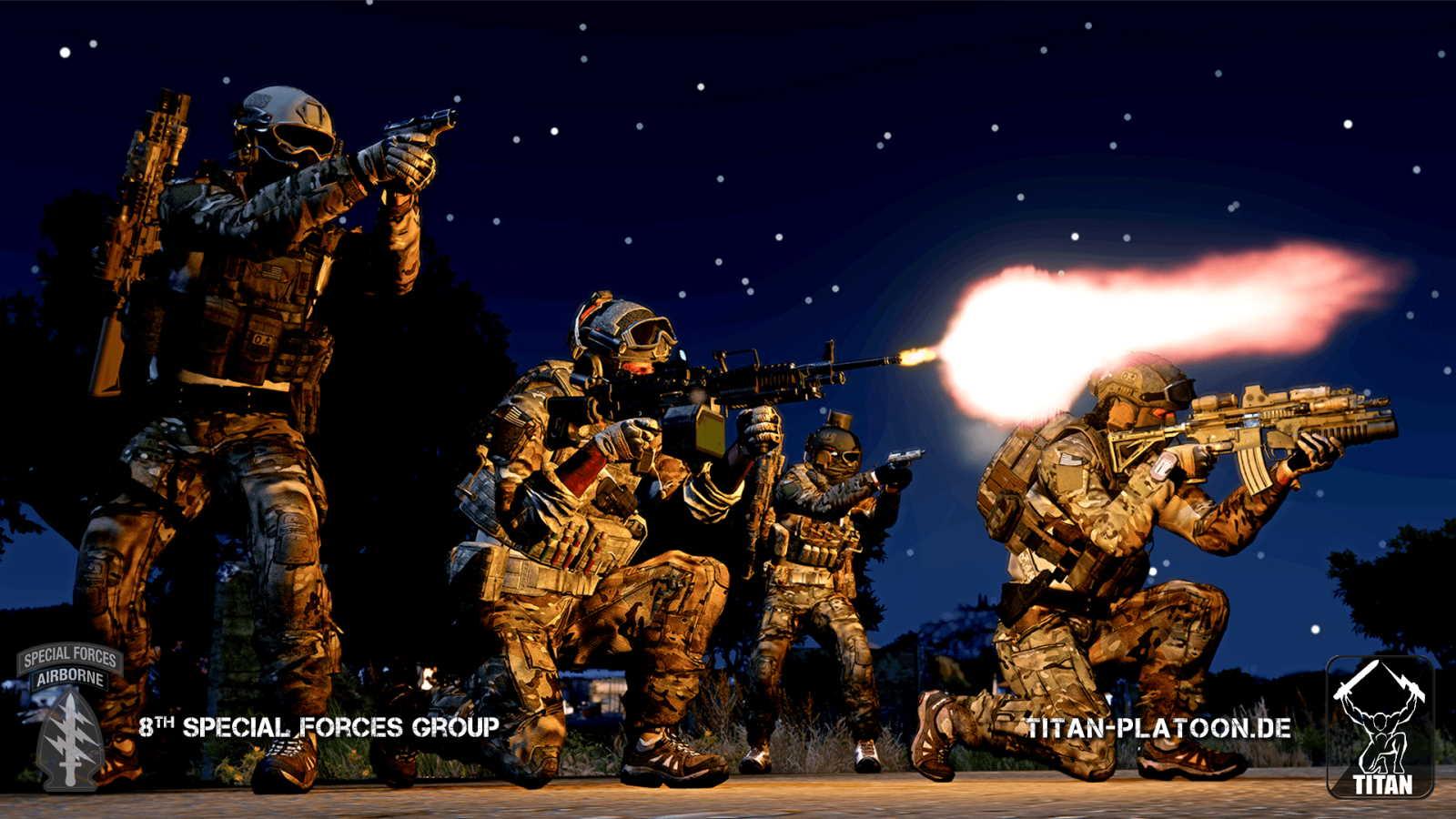 Arma 3 Firefight