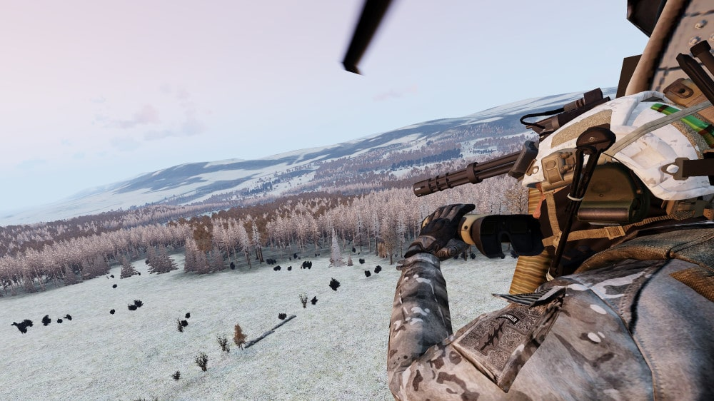 ArmA 3 Winter Wonder Land