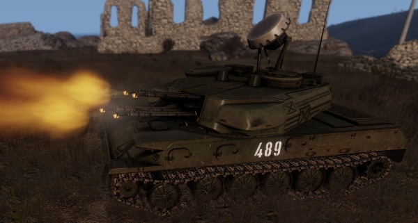 Arma 3 Radar