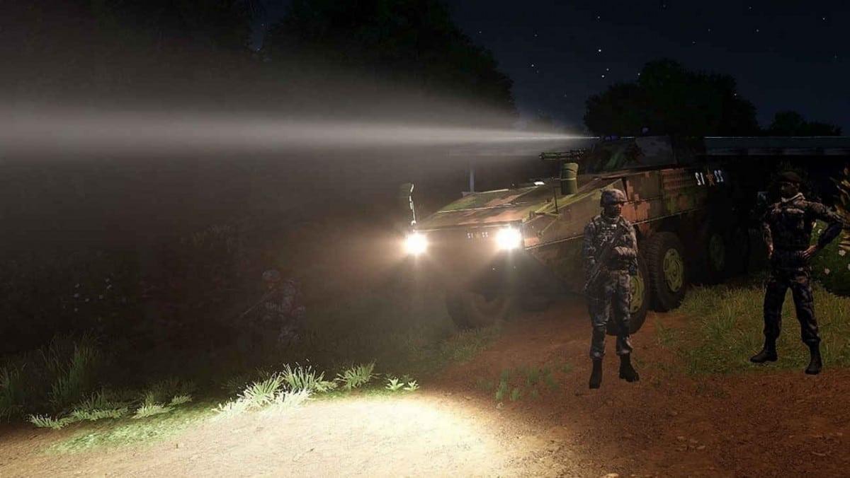 ArmA 3 CSAT Infantry