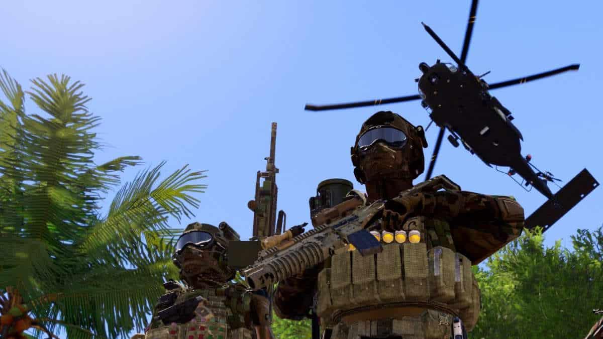 ArmA 3 Tanoa Jungle Warfare