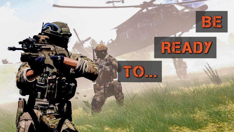 Arma 3 Clan TITAN Platoon Be Ready to Trailer