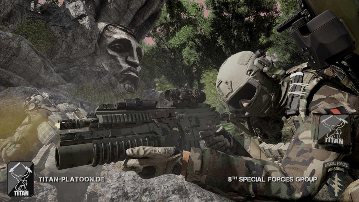 Arma 3 Spec Ops