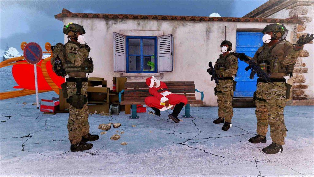 ArmA 3 Clan MilSim - Weihnachten 2020