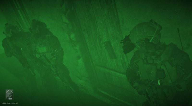 ArmA 3 Direct Action Night Raid
