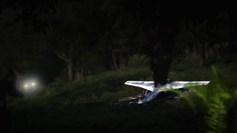 Arma 3 drone