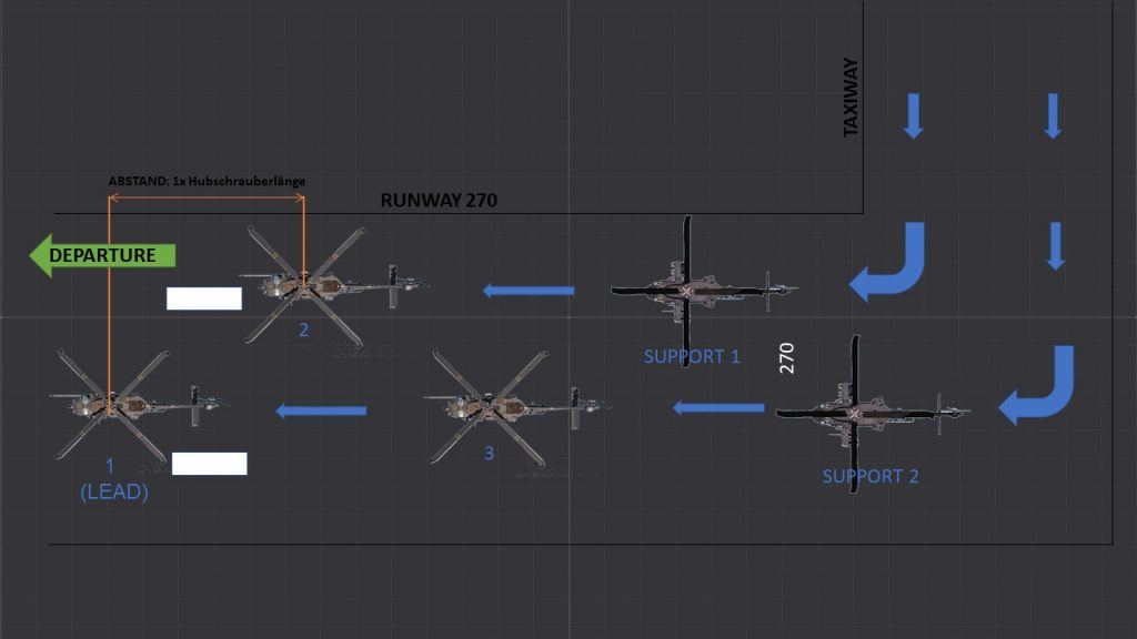 ArmA 3 Clan MilSim - RT Runway departure