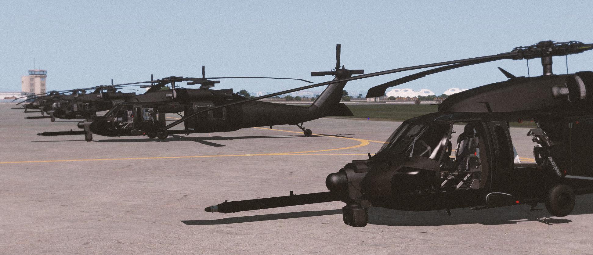 ArmA 3 Clan MilSim - MH 60