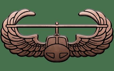 ArmA 3 Clan MilSim - rotary 1 bronze