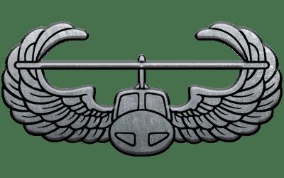 ArmA 3 Clan MilSim - rotary 2 silver