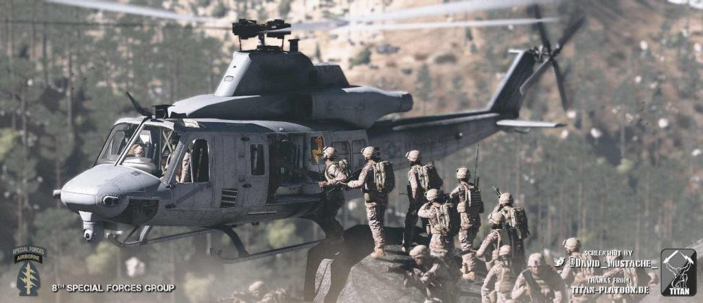 Arma 3 clan marines milsim