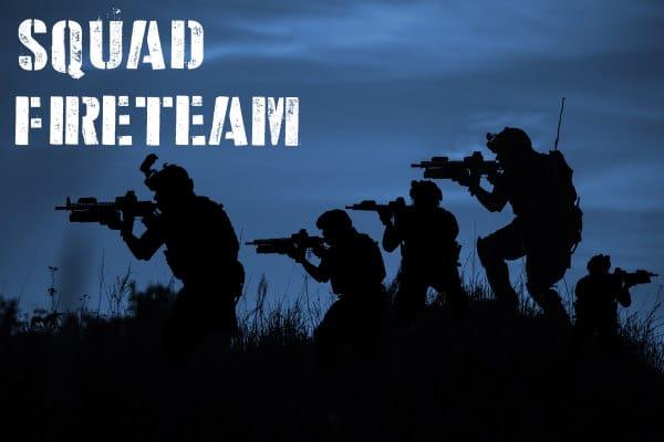 arma 3 Squad Fireteam taktik
