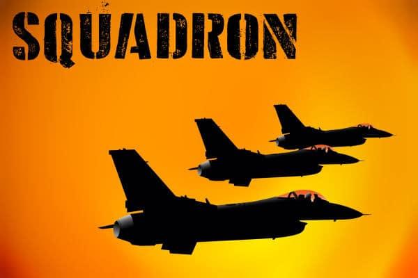 arma 3 jets Squadron